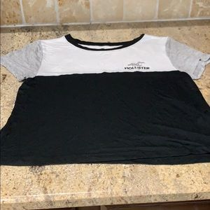 Hollister quick and easy crop top